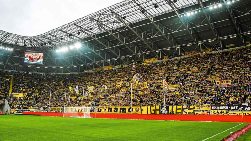 SG Dynamo Dresden Stadion