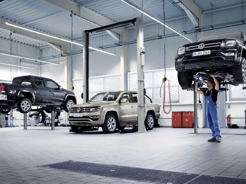 Volkswagen weCare.