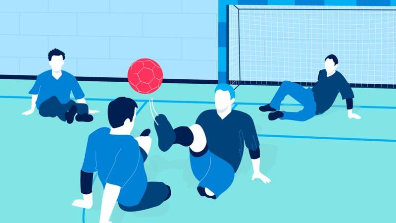 Sitzfußball