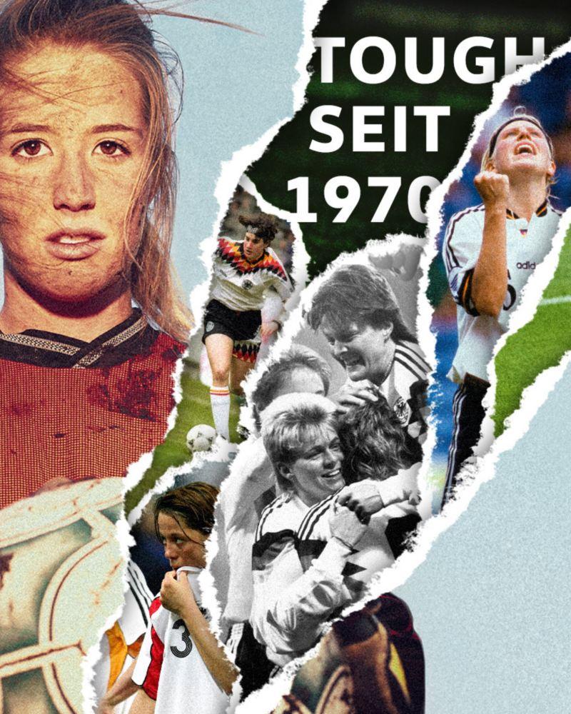 50 Jahre Frauenfußball