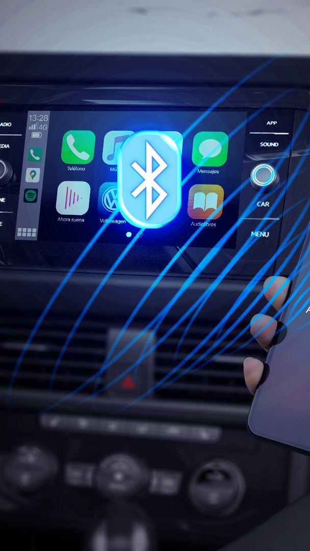 Wireless App Connect - Sistema para conectar tu auto o SUV Volkswagen con tu smartphone
