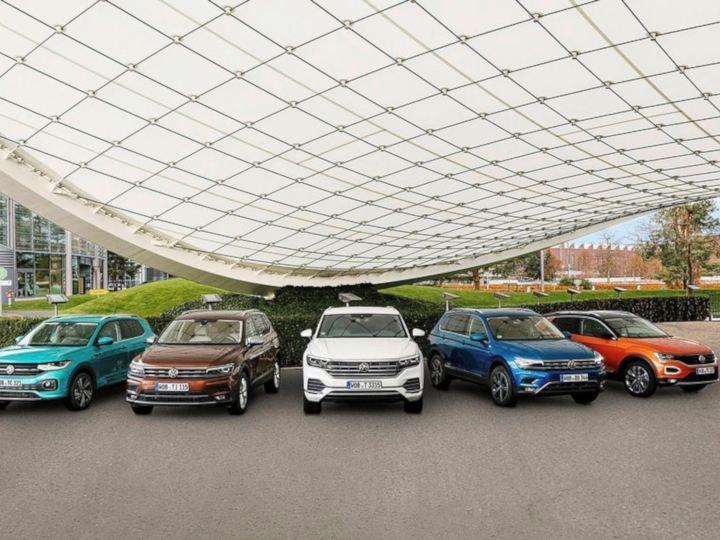 Znakomity początek roku dla Volkswagena w Polsce