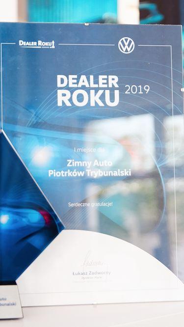 """Konkurs """"Dealer roku 2019"""" rozstrzygnięty"""