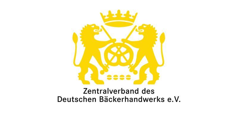 Das Logo des Zentralverbands des deutschen Bäckerhandwerks.