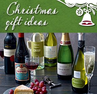 Christmas gifts from Waitrose Cellar