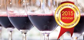 Award winning wine