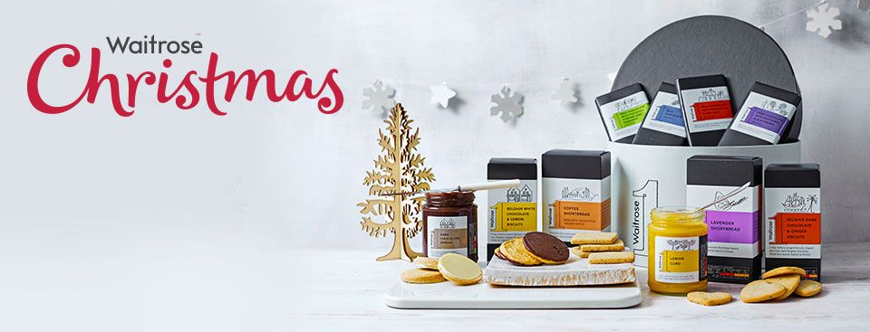 Christmas waitrose gifts waitrose christmas corporate gifts and hampers solutioingenieria Gallery