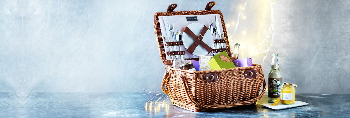 Picnic Hamper from Waitrose Gifts