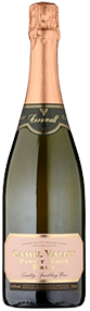 Camel Valley Pinot Noir Rose Brut bottle