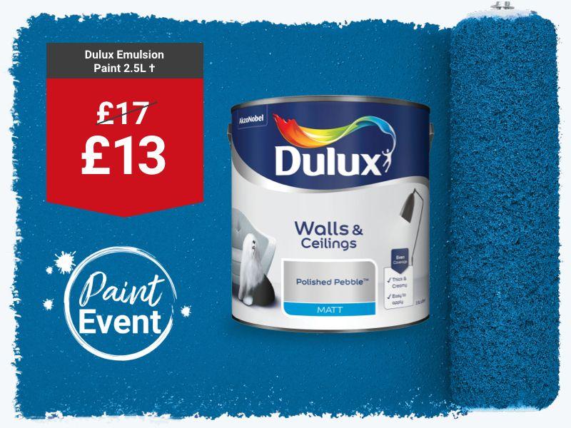 Dulux Emulsion Paint