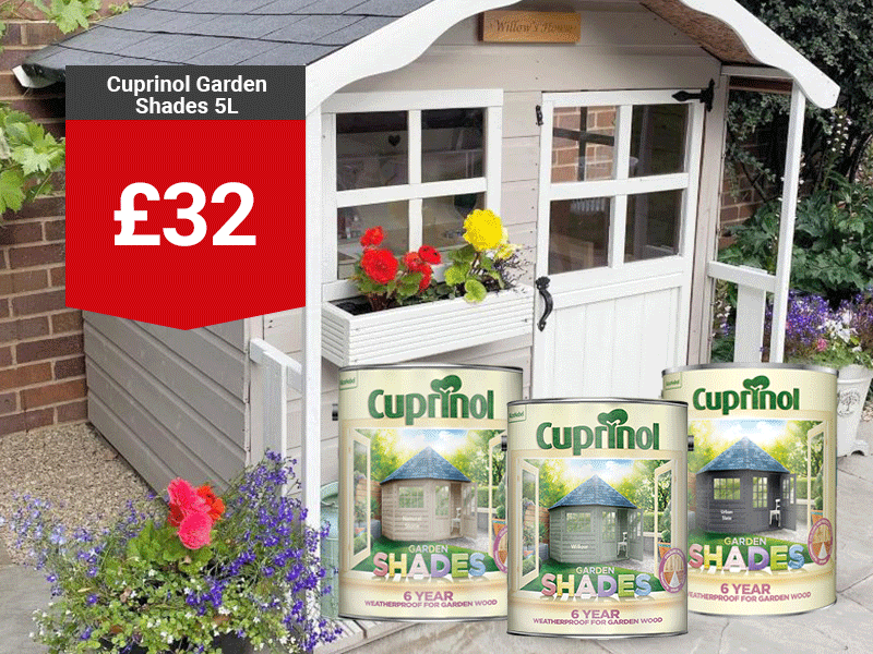 Cuprinol Garden Shades 5L