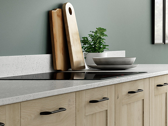 Apollo® Recycled Glass Worktops Gallery