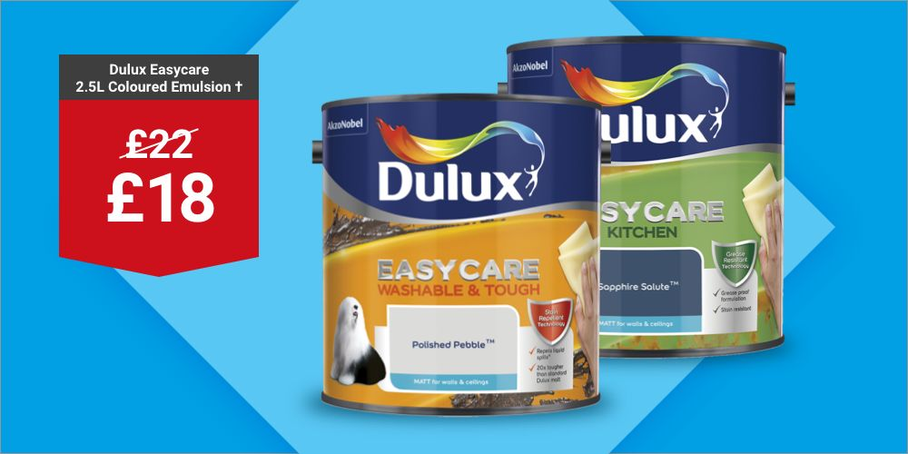 Dulux Easy Care Durable Emulsion Paint