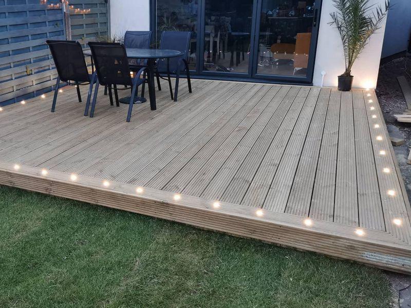 Timber Deckboards