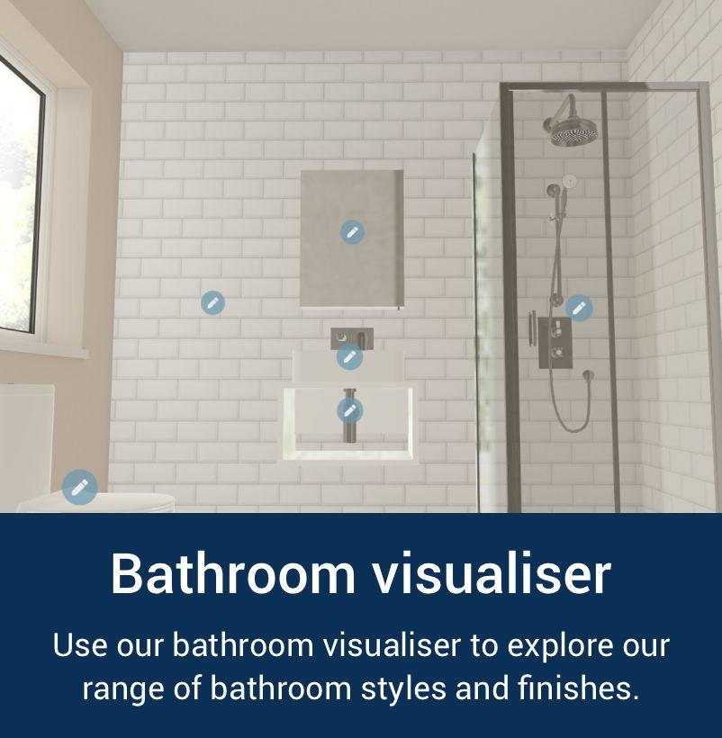 Bathroom visualiser