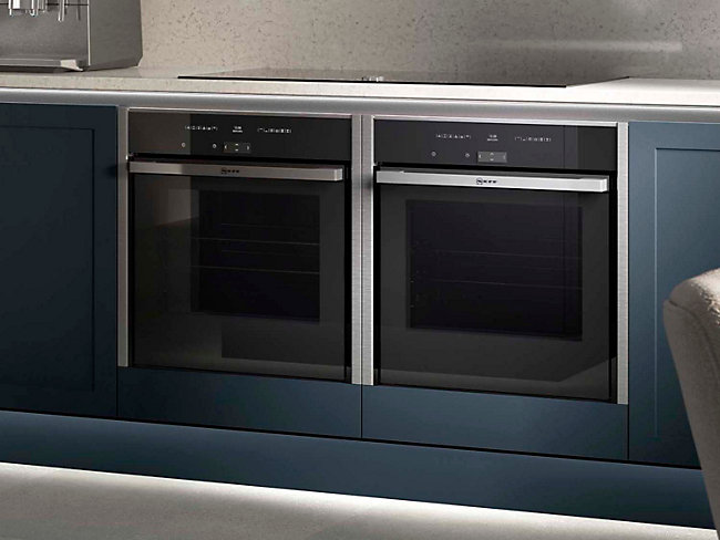 Two single ovens