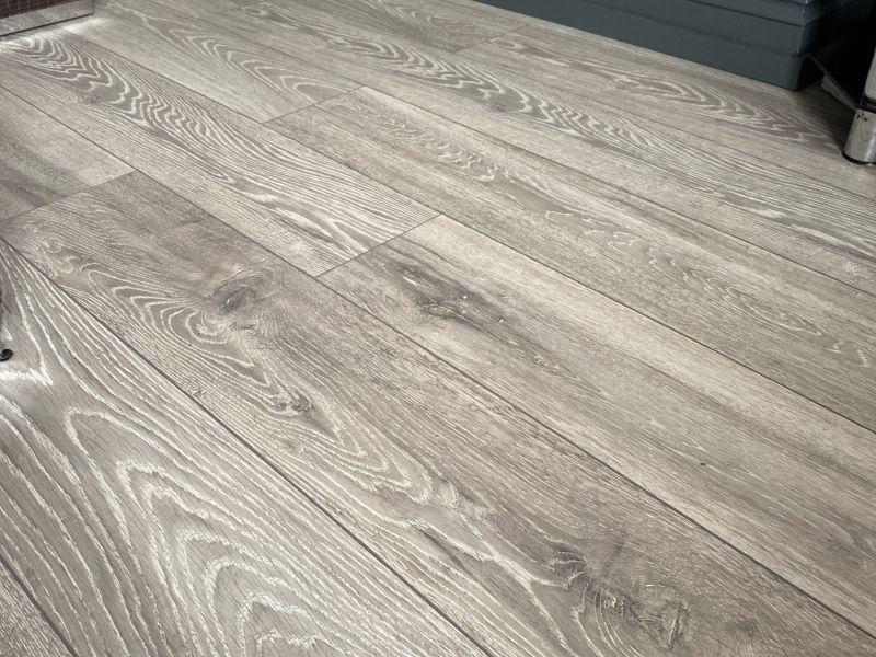 Shimla Grey Laminate Flooring
