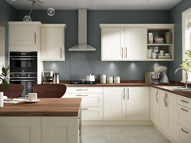 Cream Kitchens Kitchen Cabinets, Gloss Cream Kitchen Cupboards
