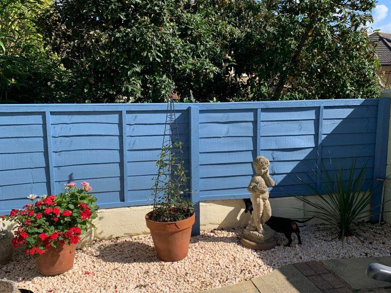 Cuprinol Garden Shades Matt Wood Treatment - Forget-Me-Not 2.5L
