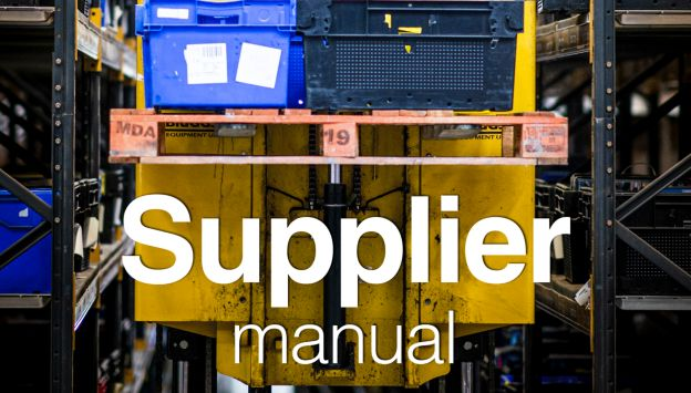 Wickes Supplier Manual