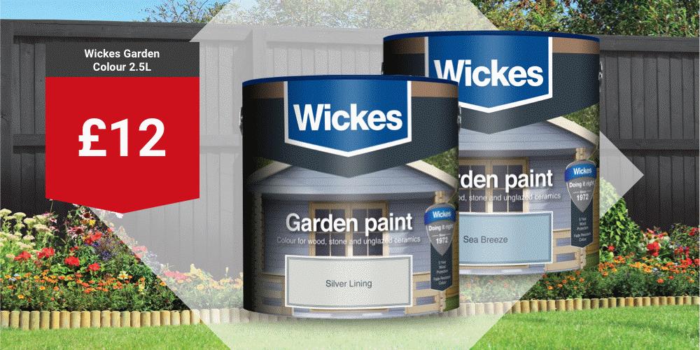 Wickes Garden Colour 2.5L