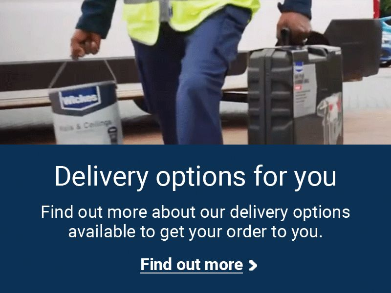 Delivery banner mobile