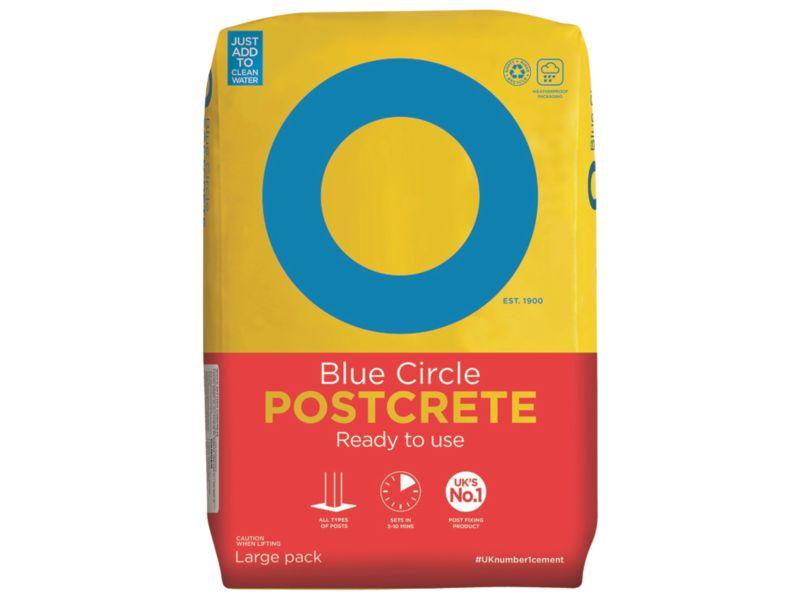 Blue Circle postcrete