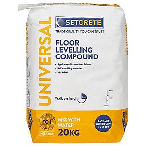 Setcrete Universal Floor Levelling Compound - 20kg