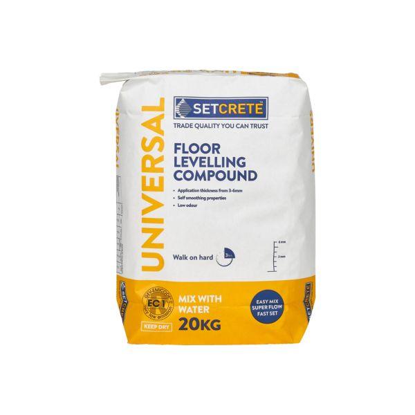 Setcrete Universal Floor Levelling Compound 20kg