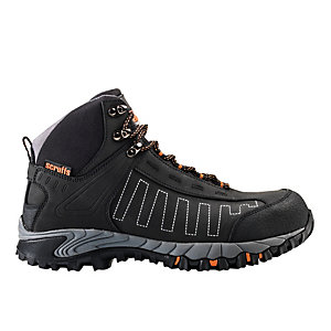 Scruffs Cheviot Safety Boot - Black
