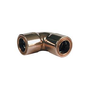 Primaflow Copper Pushfit Elbow - 10mm