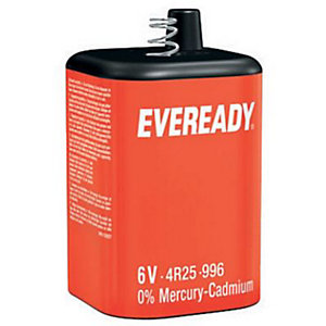 Energizer PJ996 Eveready Lantern Battery - 6V
