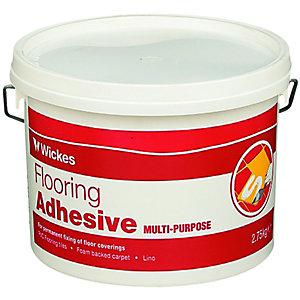 Wickes Multi-Purpose Flooring Adhesive - 2.75kg