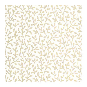 Superfresco Boho Green Leaves Decorative Wallpaper - 10m