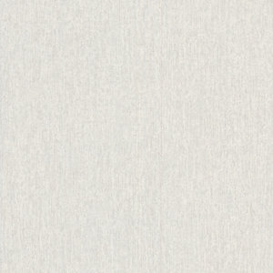 Superfresco Easy Calico White Decorative Wallpaper - 10m