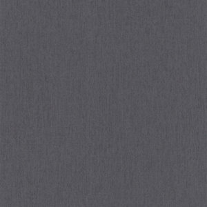 Superfresco Easy Calico Charcoal Decorative Wallpaper - 10m