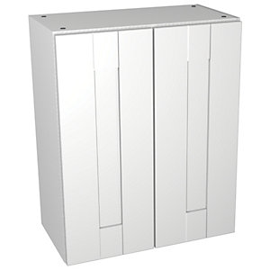 Wickes Vermont White Floorstanding Storage Unit - 600 x 735mm