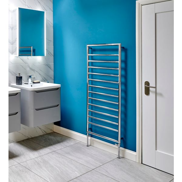 Towelrads Strand Chrome Towel Radiator - 1300 X 500mm