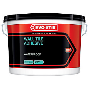 Evo-Stik Wall Tile Waterproof Adhesive - 10L