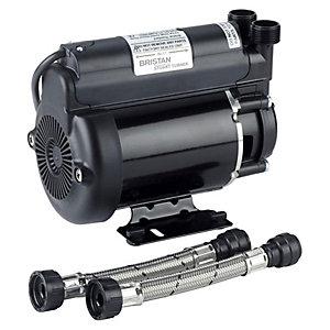 Bristan Impeller Single Ended 2.0 Bar Shower Pump