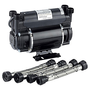 Bristan Impeller Twin Ended 1.5 Bar Shower Pump