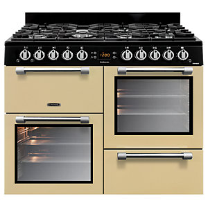 Leisure Cookmaster 100cm Gas Range Cooker - Cream