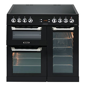 Image of Leisure Cuisinemaster 90cm Electric Range Cooker - Black