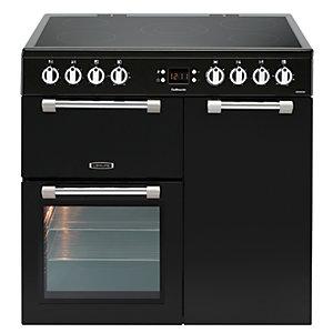 Leisure Cookmaster 90cm Electric Range Cooker - Black
