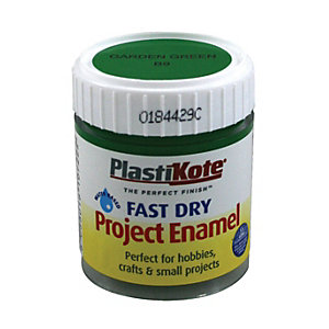 PlastiKote Fast Dry Brush On Enamel - Garden Green 59ml