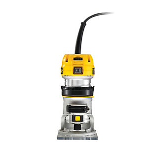 DEWALT D26200-LX 1/4in Compact Fixed Base Corded Router 110V - 900W