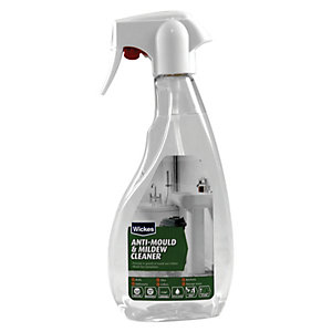 Wickes Anti Mould and Mildew Cleaner