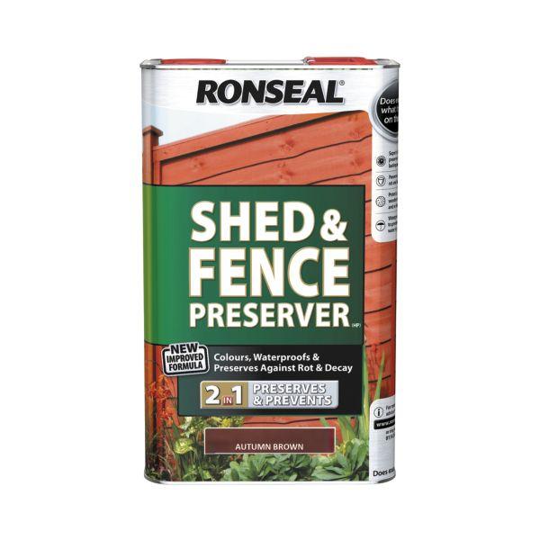 Wood & Fence Preservers