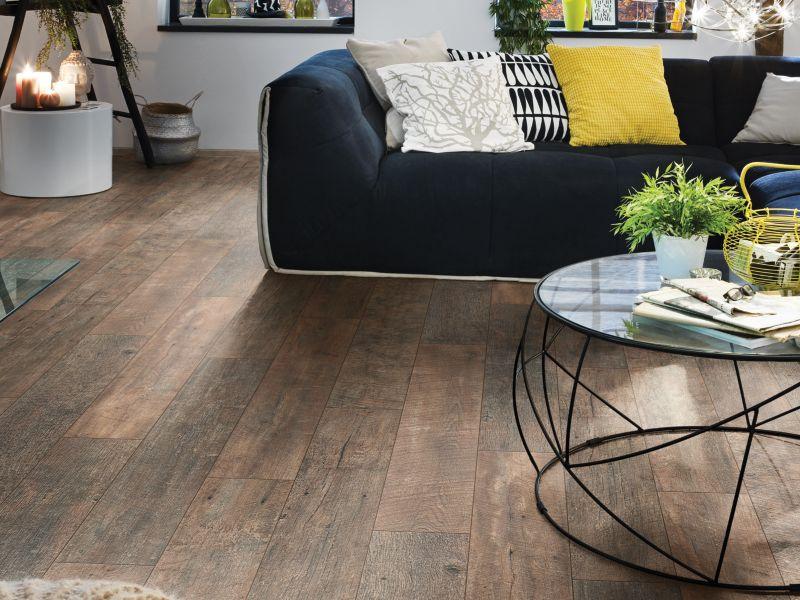 Distressed Flooring