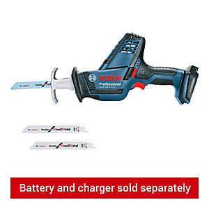 Bosch Professional GSA 18 V LI C Cordless Reciprocating Saw - Bare